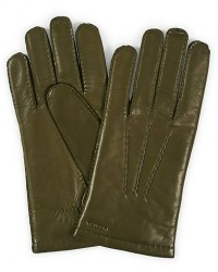 Hestra Edward Wool Liner Glove Loden men 9,5 Brun