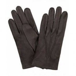 Hestra Henry Unlined Deerskin Glove Black