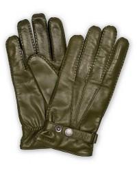 Hestra Jake Wool Lined Buckle Glove Green men 8,5 Grøn