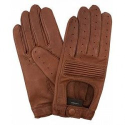 Hestra Steve Driving Glove Dark Brown