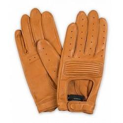 Hestra Steve Driving Glove Light Brown