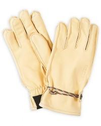 Hestra Wakayama Leather Ski Glove Natur men 7 Gul