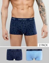 HOM 2 Pack Boxer - Blue