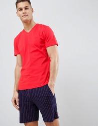 HOM Pyjama Set - Red
