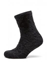 Homewear Sock W / Lining & Abs