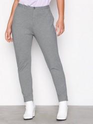 Hope Krissy Trouser Bukser Grey Melange