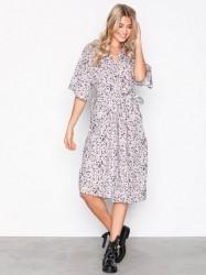 Hope Split Dress Loose fit dresses Mønstret