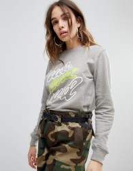House Of Holland Lewd Sweater - Grey