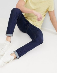Hoxton Denim Slim Fit Jeans in Indigo - Blue