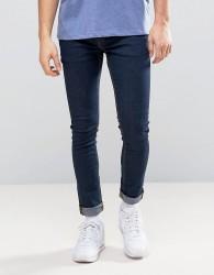 Hoxton Denim Super Skinny Jeans in Indigo - Blue