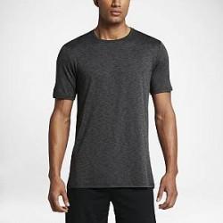http://images.nike.com/is/image/DotCom/832835_010_C_PREM?wid=650&hei=650&qlt=90&fmt=png-alpha Nike Breathe - kortærmet træningst