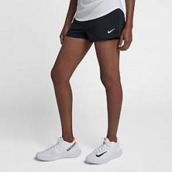 http://images.nike.com/is/image/DotCom/939312_010_C_PREM?wid=650&hei=650&qlt=90&fmt=png-alpha NikeCourt Flex-tennisshorts til kv