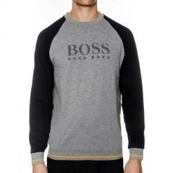 Hugo Boss Authentic Sweatshirt - Grey * Kampagne *