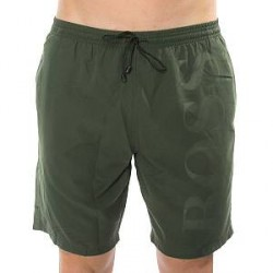 Hugo Boss Ocra Swim Shorts - Darkgreen - Medium