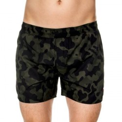 HUGO Grenada Swim Shorts - Camouflage-2 * Kampagne *