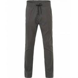 Hugo Himesh Wool Draw String Trouser Grey
