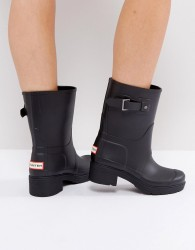 Hunter Original Ankle Boot - Black