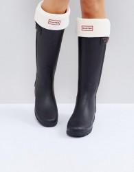 Hunter Original Cream Tall Boot Socks - Cream