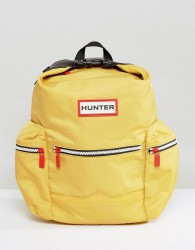 Hunter Original Mini Yellow Nylon Backpack - Yellow