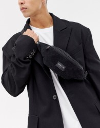 HXTN Supply cord bum bag in black - Black
