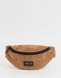 HXTN Supply cord bum bag in tan - Tan