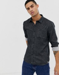 Hymn Brushed Oxford Shirt - Black