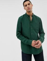 Hymn Ottoman Stripe Shirt - Green