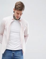 Hymn Slub Shirt - Pink