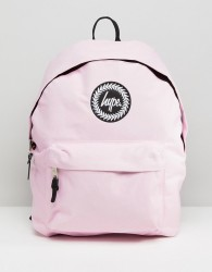 Hype Badge Backpack - Pink