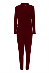 Ichi - Jumpsuit - Lima jumpsuit - Vineyard Wine