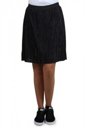 Ichi - Nederdel - Sherry Skirt - Black