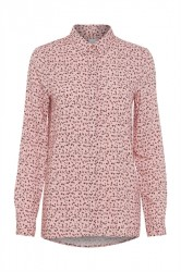 Ichi - Skjorte - Rose Shirt - Blush
