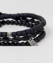 Icon Brand Alert Bracelets In Pack - Multi