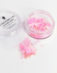 In Your Dreams Pink Flamingo Chunky Glitter - Pink