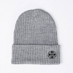 Independent Beanie - Cross Ribbed