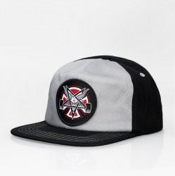 Independent Caps - X Thrasher Pentagram Cross