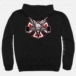 Independent Hoodie - Independent X Thrasher Pentagram Cross
