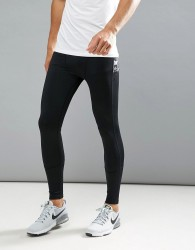 Influence Active Running Tights - Black