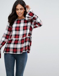 Influence Check Top - Red