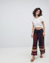Intropia Striped Trousers - Multi
