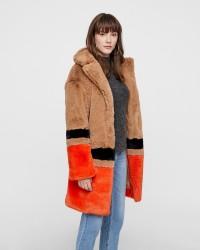 InWear Gavi Faux Fur jakke