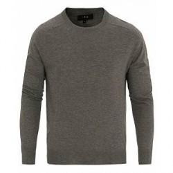 IRO Locto Cotton Lightweight Sweat Light Grey