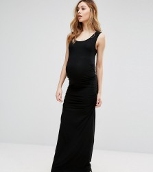 Isabella Oliver Sleeveless Maxi Dress - Black