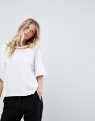 Isla Remix Core T-Shirt - White