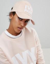 Ivy Park Logo Cap In Pink - Pink