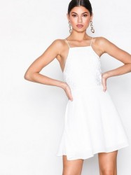 Ivyrevel River Dress Loose fit dresses White
