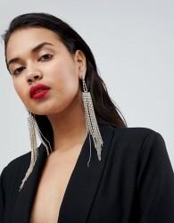 Ivyrevel Tassel Chain Earrings - Gold