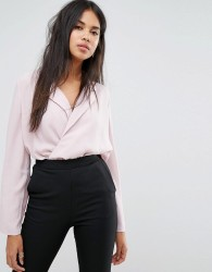 Ivyrevel Wrap Front Blouse - Pink