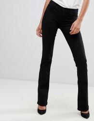 J Brand Betty Bootcut Jeans - Black