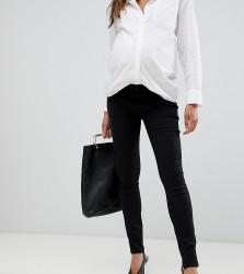 J brand mama J maternity skinny jeans - Black